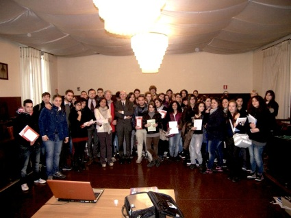 Ubiquitous Pompei, Art is Open Source, MediaDuemila and the students of Pompei
